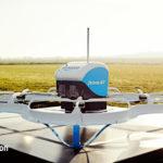 Prima livrare comercială din lume cu o dronă