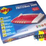 Fritz!Box 7490 un router destinat productivității!