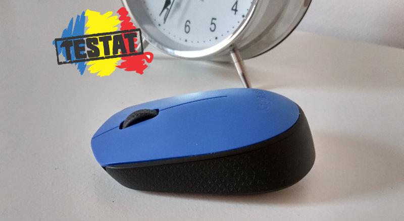 Logitech M171 – mouse fără fir (wireless)