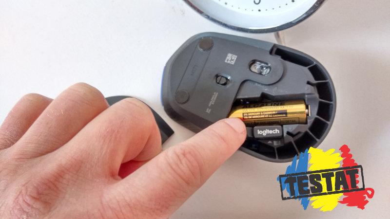 Logitech mouse M171