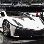 GTA Spano (2015) –  prima mașină din lume care utilizează grafenul