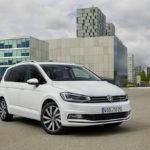 Touran este cel mai bine vândut MPV european