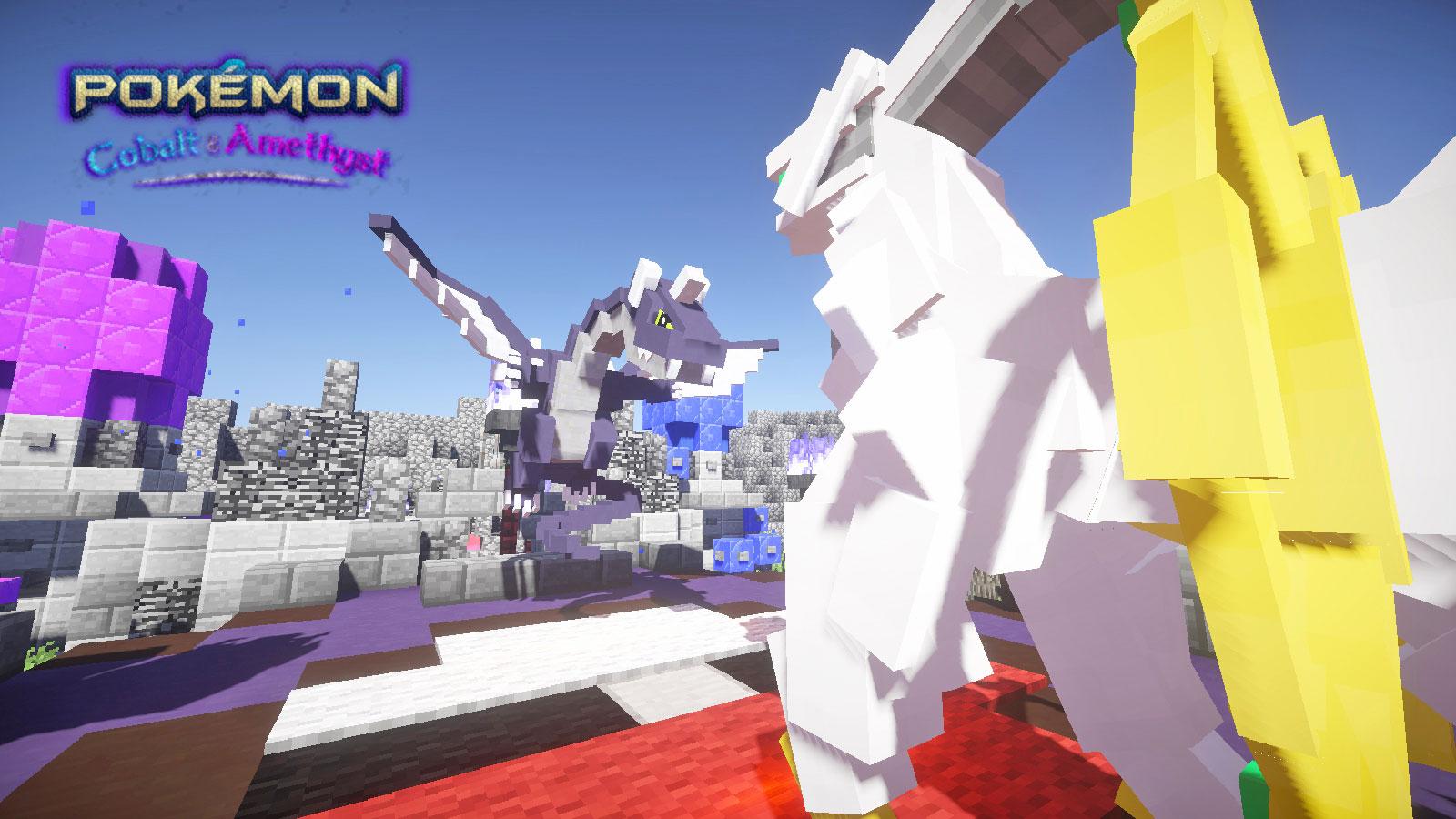 Pokemon Cobalt se poate juca în Minecraft