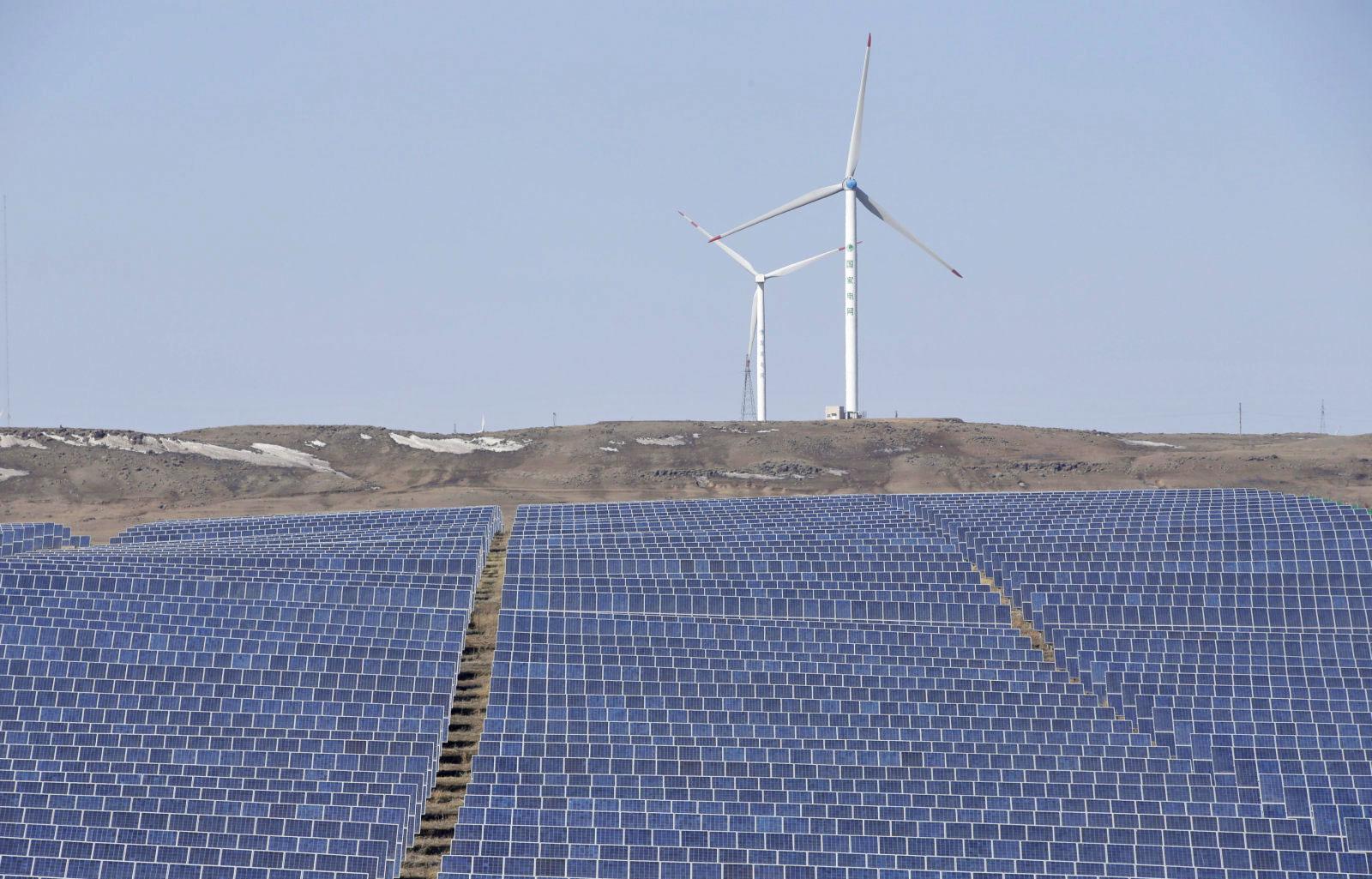 China este actualmente cel mai mare producător de energie solară