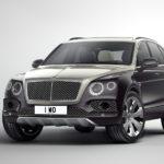 Bentley Bentayga Mulliner (2017)