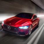 Mercedes-AMG GT Concept (2017) – deschide moda fără oglinzi