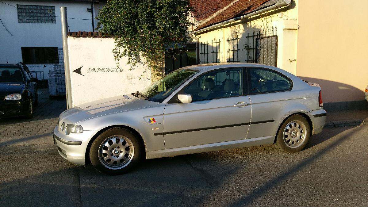 BMW E46 316ti (1998 – 2005)