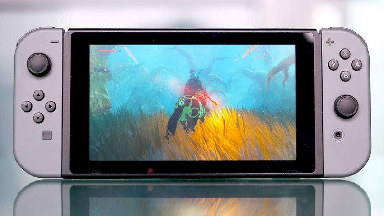 The Switch – cea mai vândută consolă din istoria Nintendo
