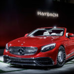 Mercedes-Maybach S650 Cabriolet (2018)