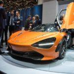 McLaren 720S (2018) 0 – 100 km/h în 2,8 sec.