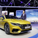 Volkswagen Arteon va înlocui CC