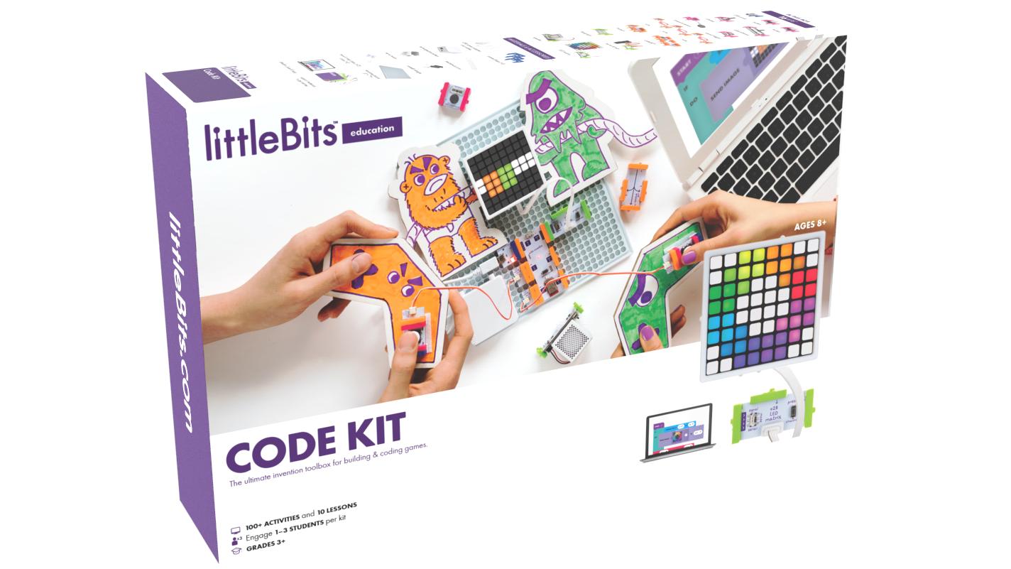 Kit pentru învățarea programării la grădiniță