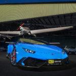 O.CT Tuning Lamborghini Huracan 8,1s până la 200km/h!