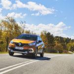 Noul Renault Captur (2017)