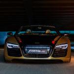 """Audi R8 V10 Spyder 2017 modificat de fostla.de pentru """"Batman"""""""