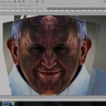 Ce se ascunde pe fața lui Papa Francisc?