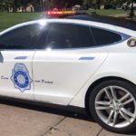 Poliția din Denver a achiziționat un Tesla Model S!