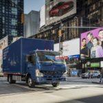 Daimler intră în forță pe piața americană cu un camion electric