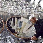 Cercetătorii germani au testat un Soare artificial