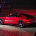 Bugatti Chiron și-a găsit nașul, Tesla Roadster