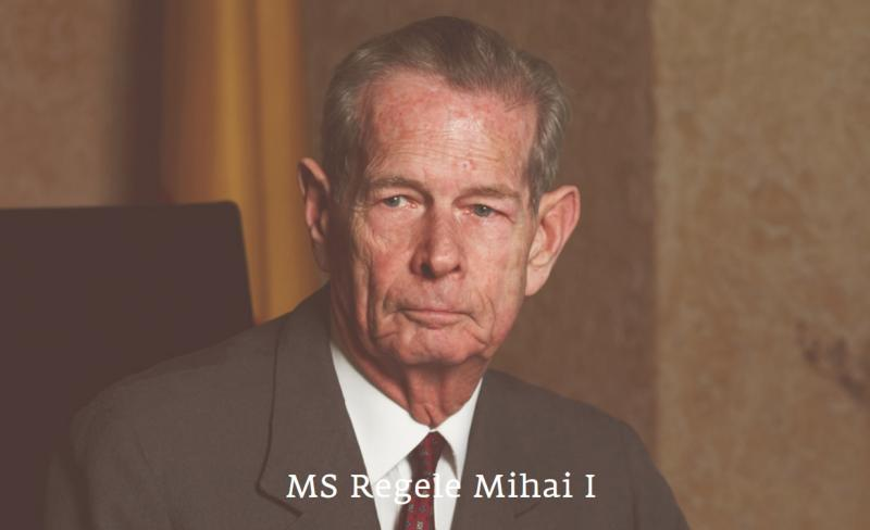 Regele Mihai a murit