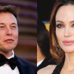 Angelina Jolie – impreună cu Elon Musk?