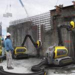 ERO – robotul care consumă la propriu beton!