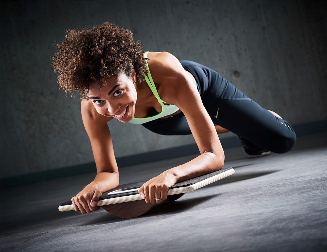 Plankpad – un nou mod de a face exerciții fizice oriunde