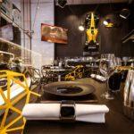 Primul restaurant din lume Renault Sport Formula One Team