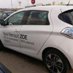 Luna trecută Golf-ul electric a fost depășit în vânzări de Renault Zoe