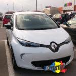 Renault ZOE electric cu autonomie de 400 km