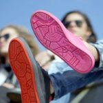 Gumshoe – pantoful care utilizează guma de mestecat reciclată pentru talpă