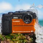 Camera Panasonic care rezistă la îngheț, șocuri și sub apă