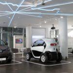 Renault construiește showroom-uri dedicate mașinilor electrice!