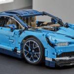 Prea puțini își permit un Bugatti Chiron, însă din Lego pare accesibil!