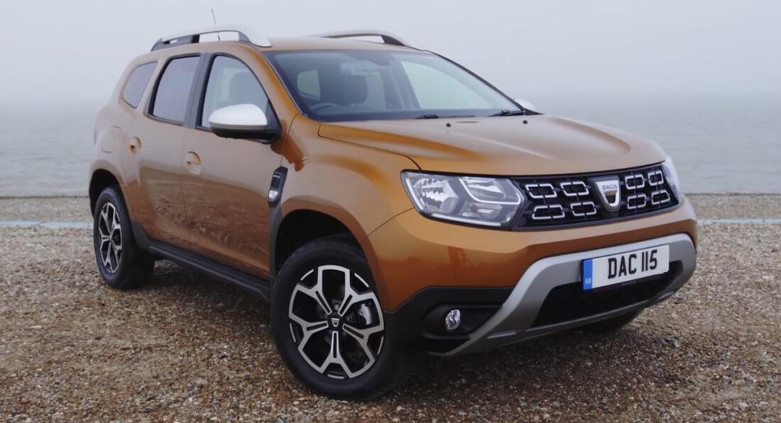 Ce spun englezii despre noua Dacia Duster?