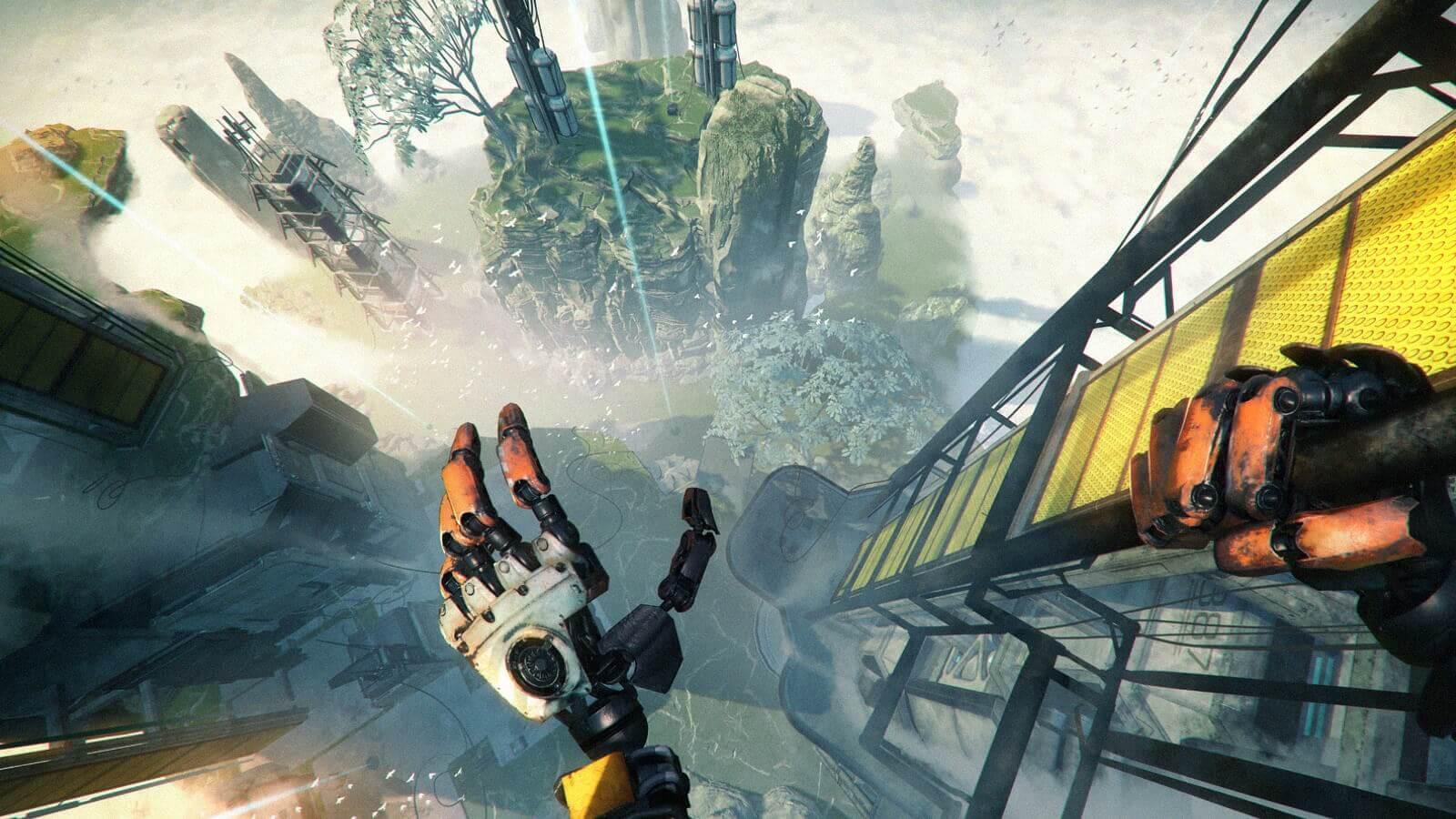 Stormland este un shooter VR deschis de la Insomniac Games