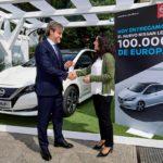 Un Nissan Leaf este vândut la fiecare 10 minute în Europa