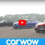 Coloșii Audi, Mercedes și BMW nu au reușit să depășească Tesla S în 400 m