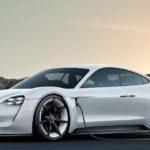 Porsche Taycan va atinge 0 – 100 km/h în 3,5 secunde