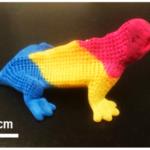 Nanoparticulele vor facilita imprimarea 3D color!