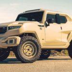 """Rezvani Tank Military Edition: singurul SUV care poate """"afuma"""" orice în urma lui!"""