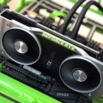 Acțiunile Nvidia au scăzut după testele oficiale ale seriei RTX 20