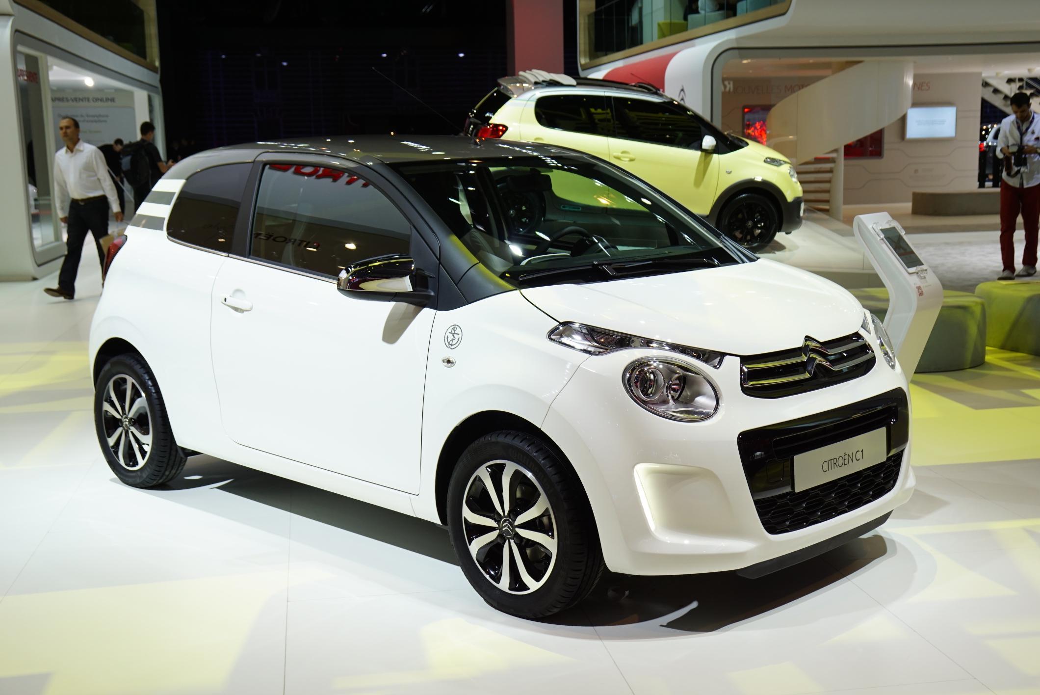 Viitoarea generație de Citroen C1, Peugeot 108 și Toyota Aygo vor fi cu propulsie electrică?