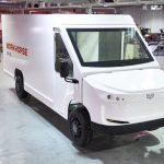 Primul camion electric cu autonomie de 160 km ce costă similar cu unul diesel!