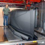 Thermwood și Boeing au imprimat 3D o piesă de 3,6 metri