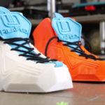 O nouă modă, pantofii sport imprimați 3D!