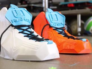 pantofi imprimati 3D