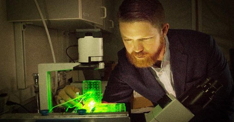 În fine, doctorii pot imprima 3D țesuturi umane, ligamente și tendoane