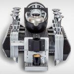 """""""Motorul"""" Porsche 993 GT2 care prepară o cafea """"turbo"""""""